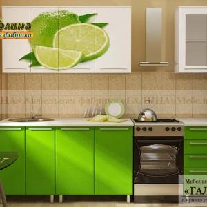 Кухонный гарнитур Ф-81