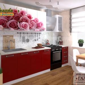 Кухонный гарнитур Ф-84